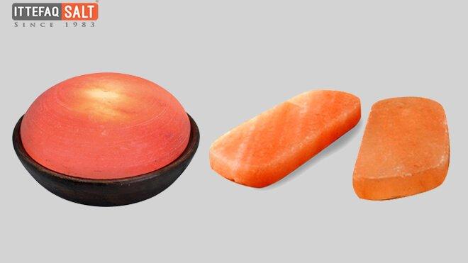 Himalayan salt foot detoxification blocks: Usage & Benefits